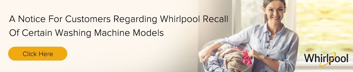 Whirlpool Recall Notice Bottom Banner